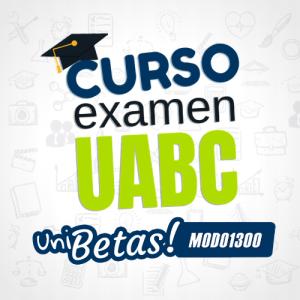 curso examen uabc carrito