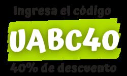 uabc40 descuento