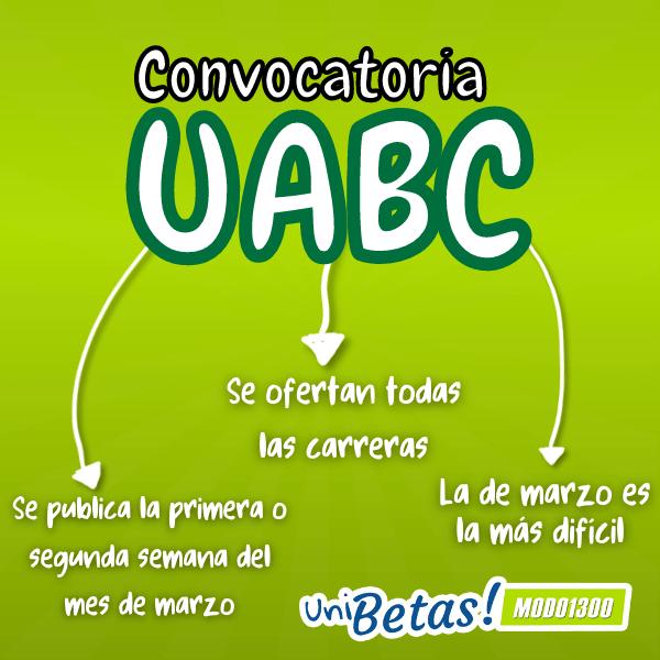 info convocatorias uabc